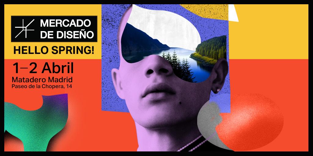 Mercado de Diseño #HelloSpring!