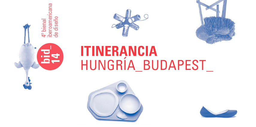 Itinerancia BID14 en Budapest