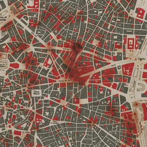 Madrid Bombardeada 1936 – 1939
