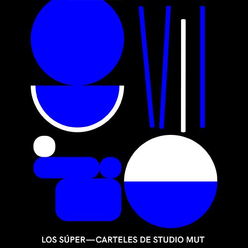 Los súper-carteles de Studio Mut